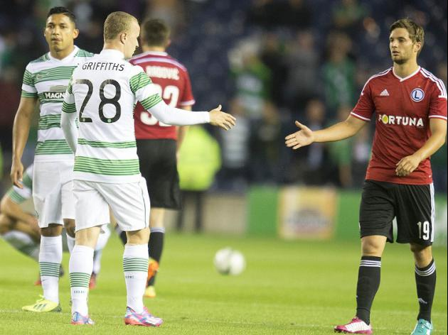 Celtic remain in Champions League