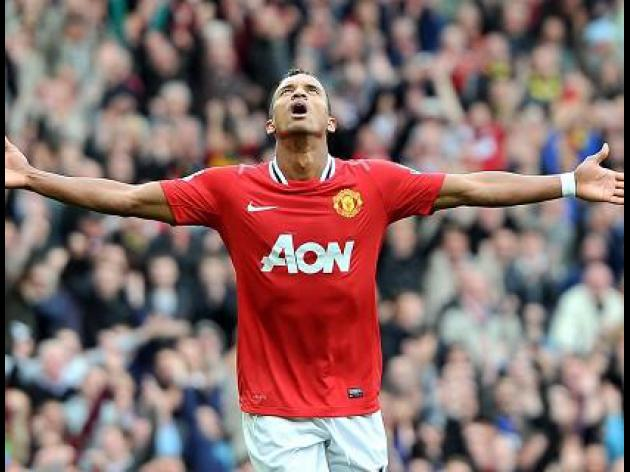 Nani feels Fergie heat