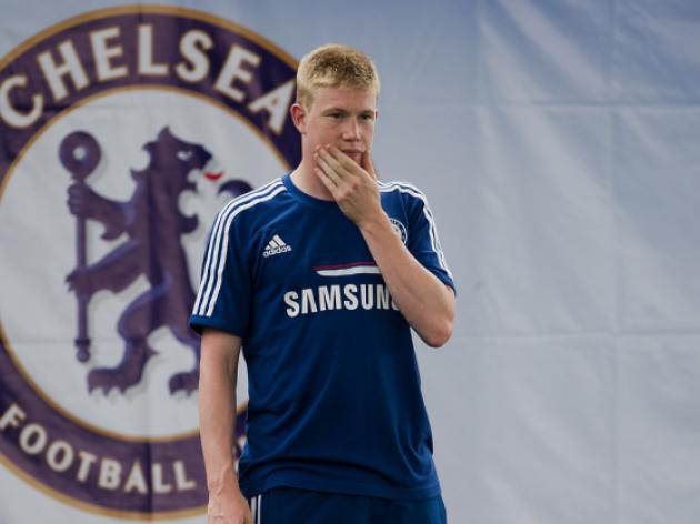 Ten players to watch in 2013/14 - Kevin de Bruyne (Chelsea)