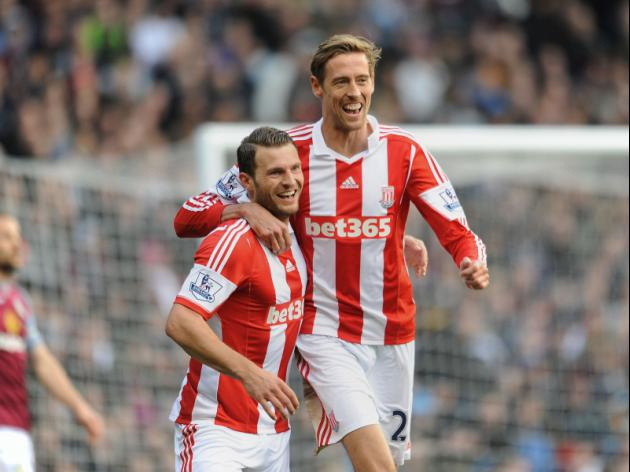 Stoke for the title?