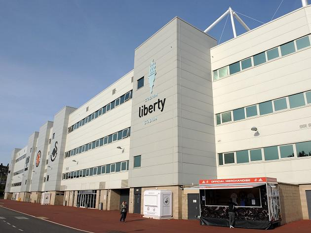 Swansea look to expand Liberty Stadium