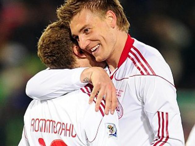Cameroon 1-2 Denmark - Match Report