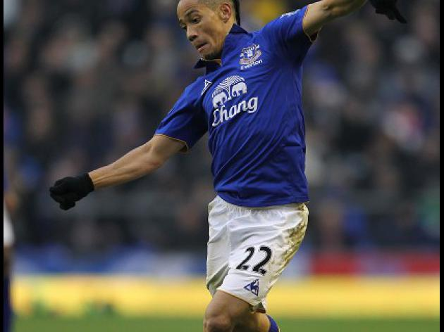 Pienaar eyes sweet days for Toffees