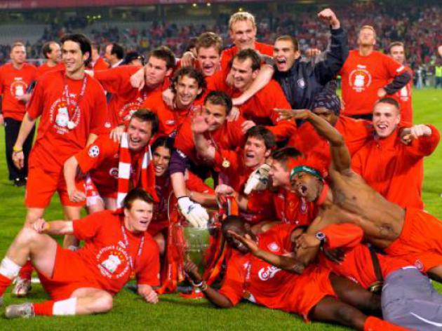 Liverpool's legends of 2005 - Where are they now?