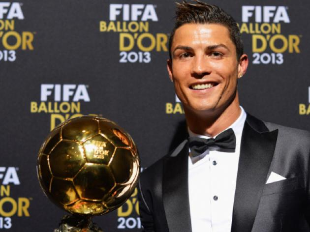Ronaldo honoured by Portuguese President