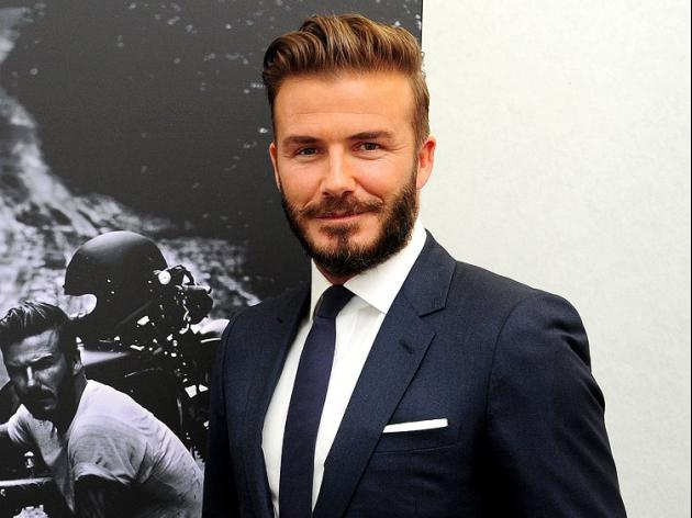 Beckham hints at playing return