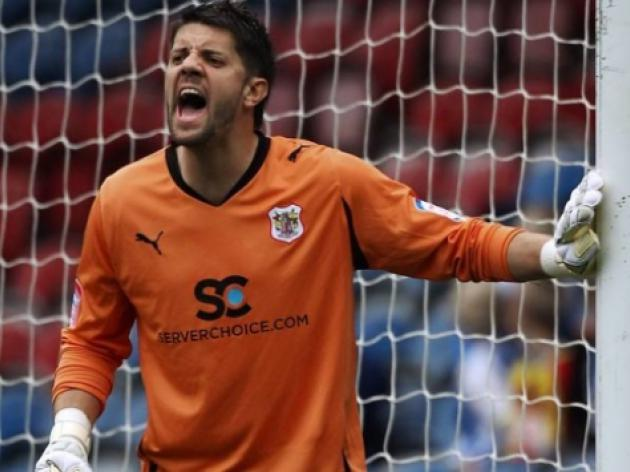 Stevenage keeper relishing White Hart Lane return