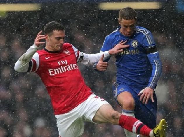 Arsenal and Chelsea could face play-off