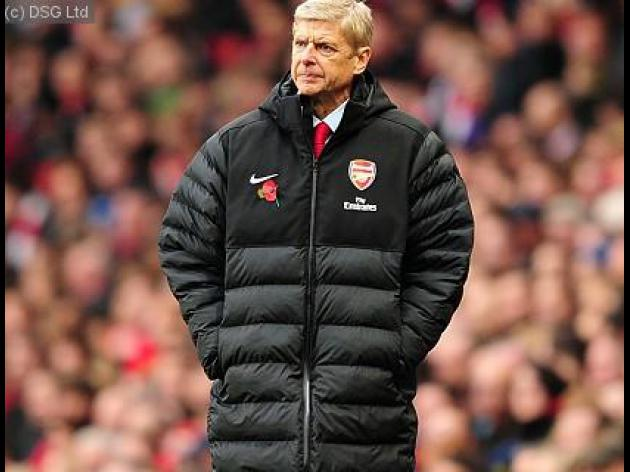 Arsenal need to relax - Wenger