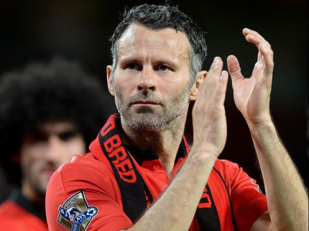 Giggs calls time on Manchester United playing career
