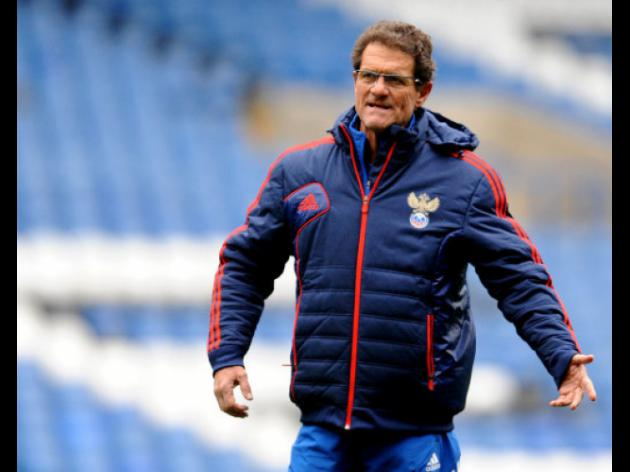 Capello set to sign new contract with Russia