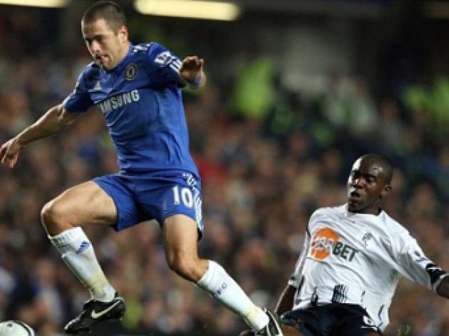 Joe Cole the piano man proving a key player for Carlo Ancelotti at Chelsea