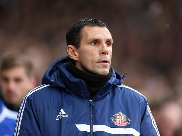 Up, up and away for Poyet