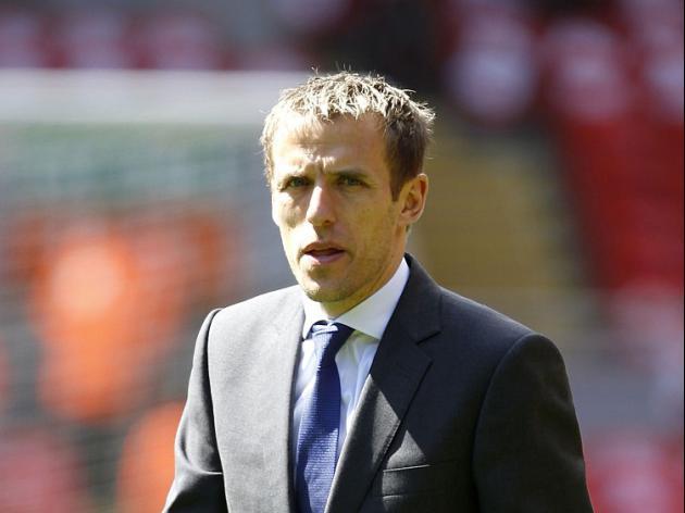 Neville takes responsibility