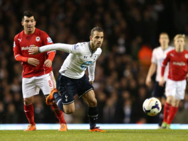 Sherwood backs Soldado to prove hes no misfit