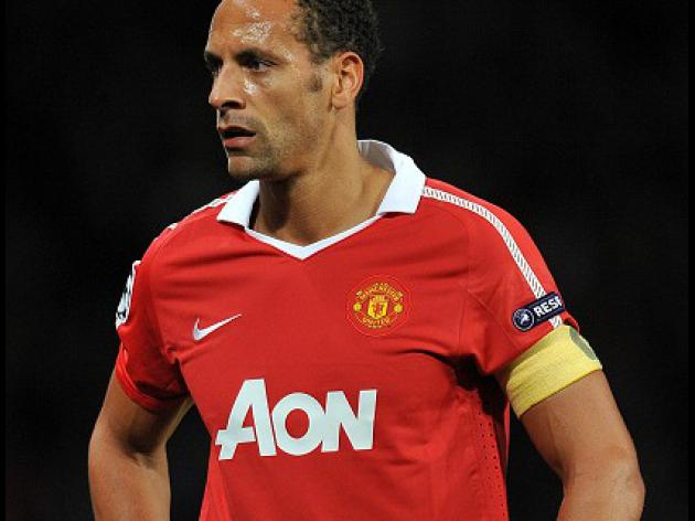 Ferdinand and Scholes fit for Arsenal clash
