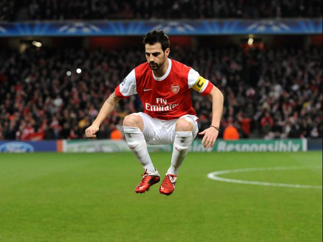 Would Cesc Fabregas be a Luxury Midfielder Arsenal Simply Do Not Require.