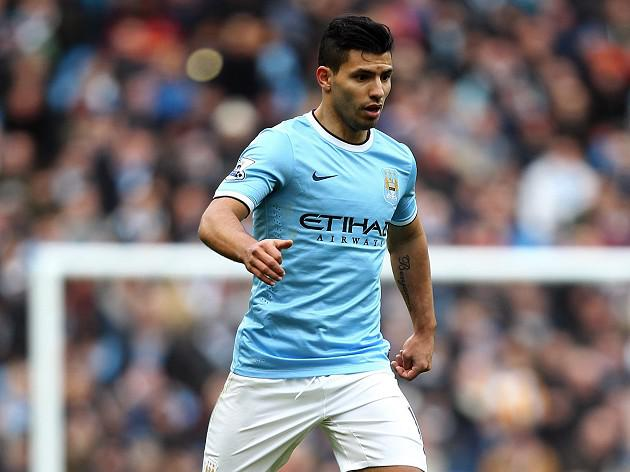 Aguero close to City return