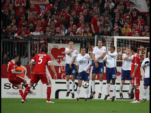 Rooney limps off as Bayern triumph