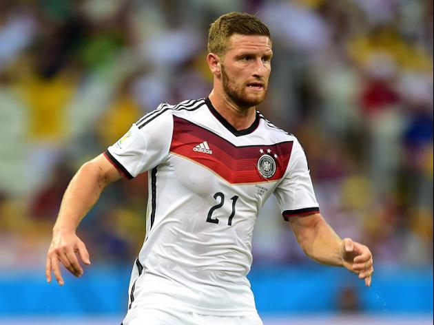 Germany suffer Mustafi injury blow