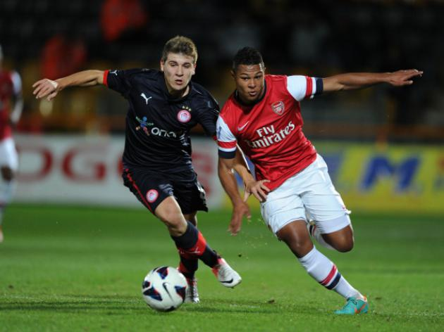 One for the Future, Arsenal youngster Serge Gnabry