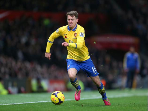 Ramsey in line for Arsenal return