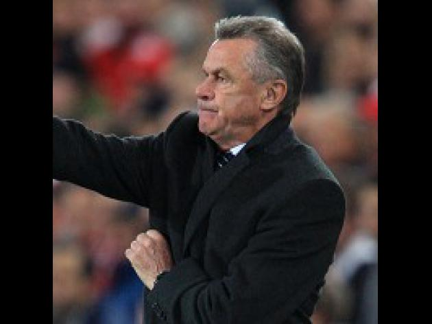 Hitzfeld identifies fear factor