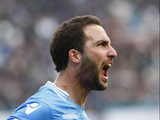 Fiorentina, Inter tighten Europa grip, Higuain hits hat-trick