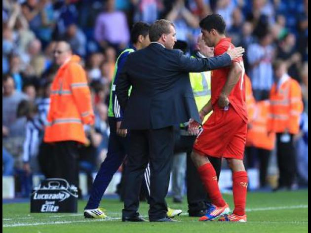 Keeping Suarez is key - Rodgers