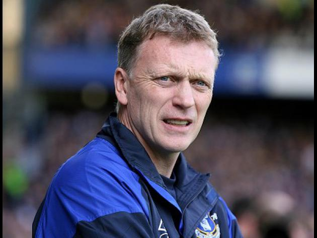 Moyes - I've had no contact with Spurs