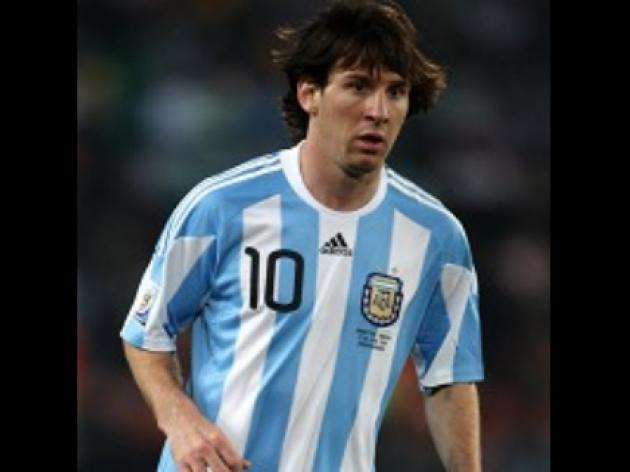 Messi untroubled by lack of goals