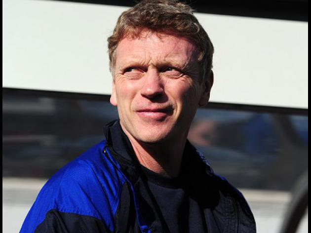 Moyes: Pressure is on Sunderland