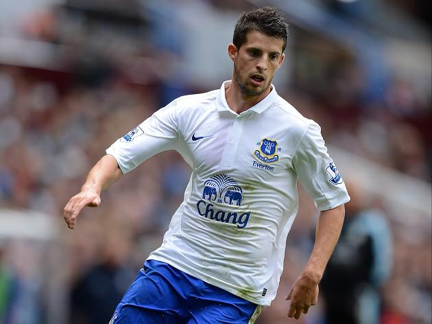 Kevin Mirallas and Tony Hibbert set for spell out