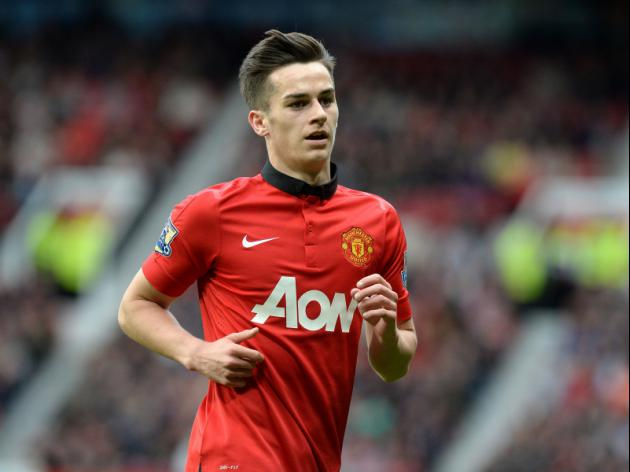Manchester United youngster Tom Lawrence subject of Leicester bid