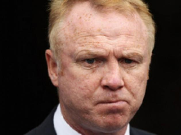 McLeish: I'm not scared of City