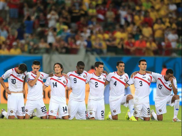 Pinto revels in Costa Rica success