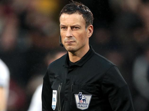 Saints hit back in Clattenburg case