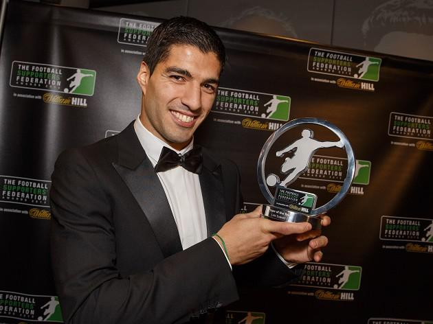 Suarez: Football helps me escape