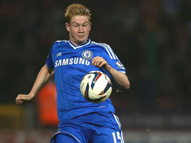 De Bruyne set to leave Blues