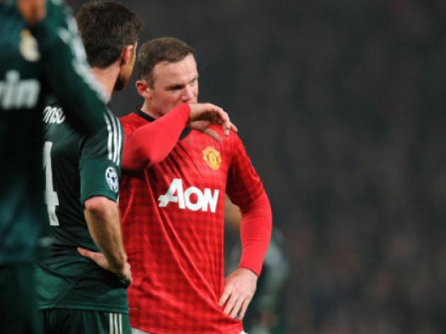 Manchester United star Wayne Rooney denies handing in official transfer request