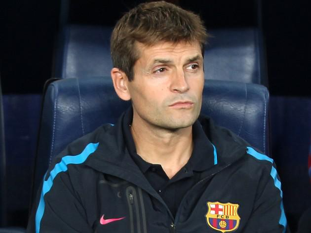 Real Madrid send best wishes to Barcelona coach Vilanova