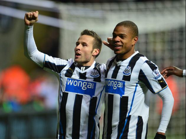 Pardew vows to replace Cabaye
