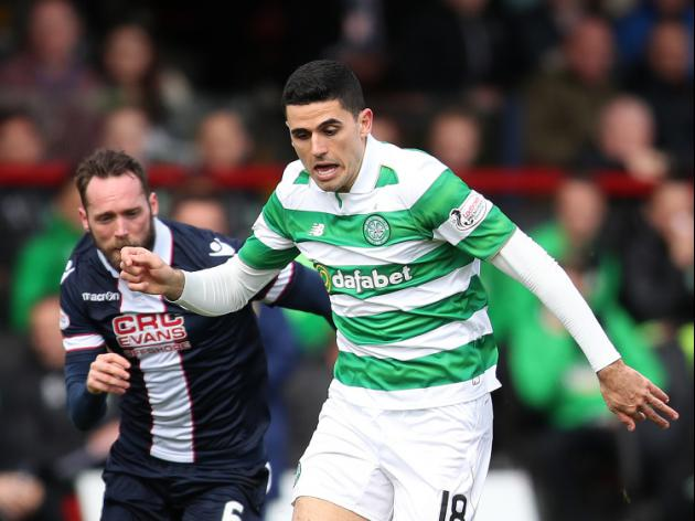 Lack of time off over the summer 'not an issue', says Celtic's Rogic