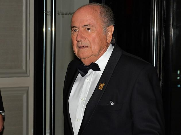 Blatter blasts Brazil over delays