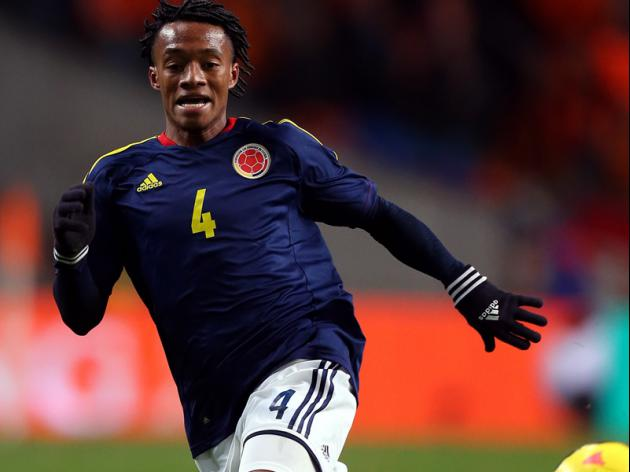 Cuadrado deal almost done for United