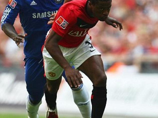 Attack, attack! Man United boss Sir Alex tells Evra to get forward