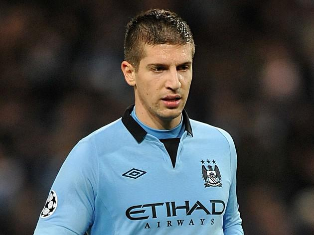 City's Nastasic out for up to six weeks