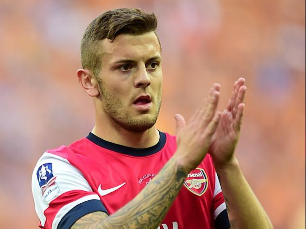 Wilshere admits smoking 'mistake'