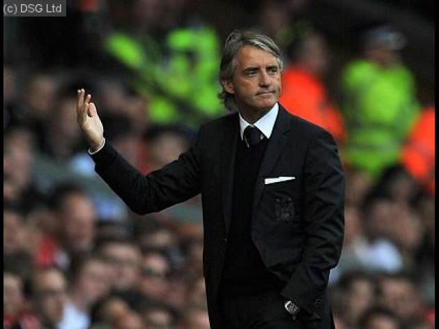 Roberto Mancini facing key defensive questions as Manchester City falter