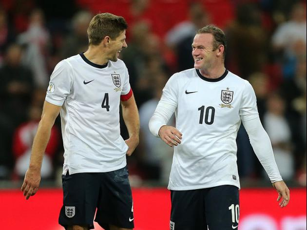 Rooney 'should be England captain'